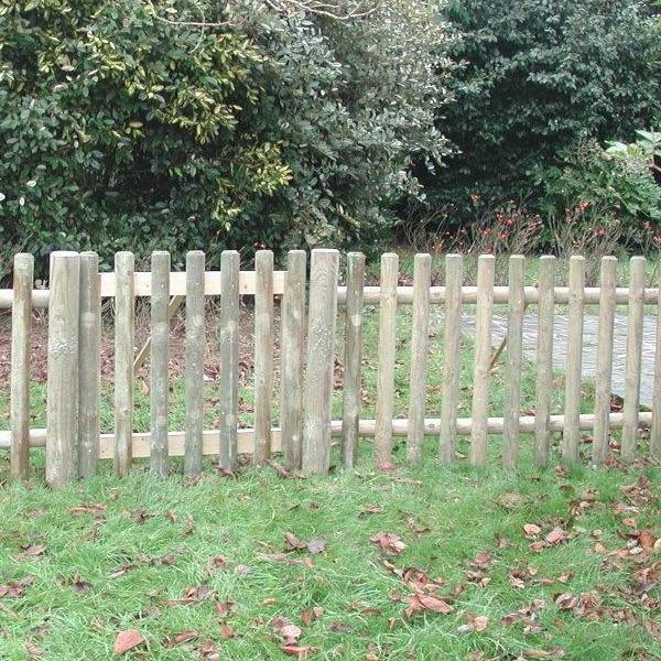 Portail et clture - Le Bois au Jardin