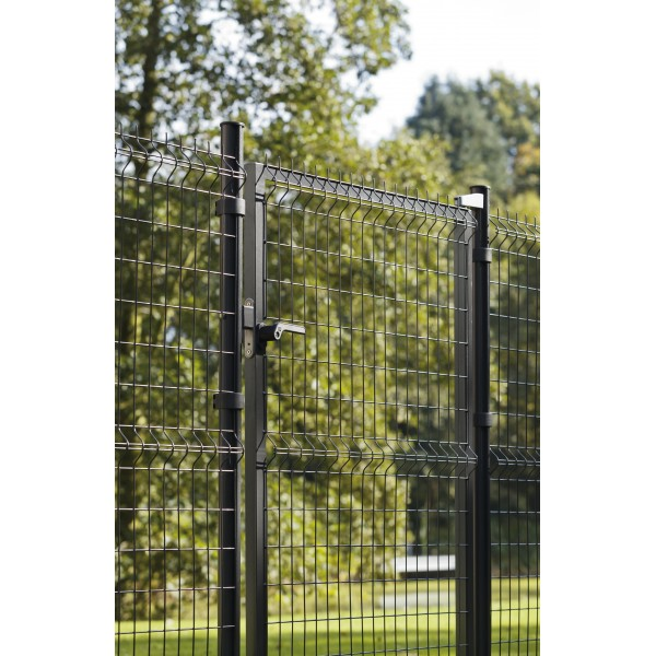 Portillon bekafor classic betafence pas cher mr cl tures for Portillon grillage